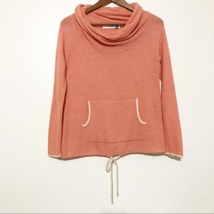 Anthropologie Sparrow Cowl Neck Sweater
